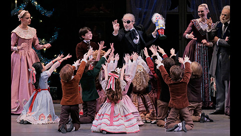 George Balanchine's The Nutcracker at Academy of Music