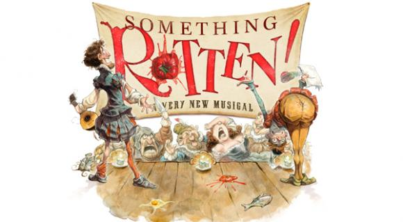 Something Rotten at Academy of Music
