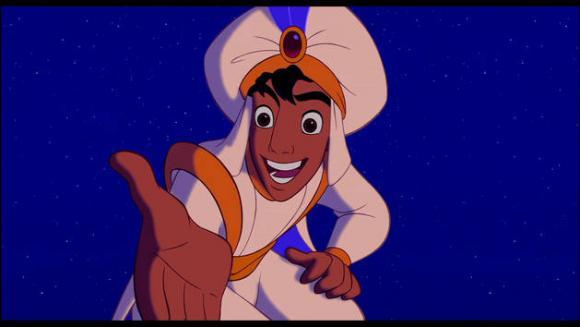 Aladdin at Academy of Music