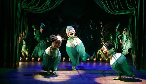 Wicked at Academy of Music