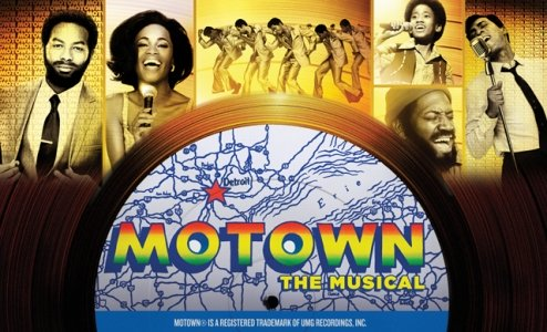 Motown - The Musical at Academy of Music