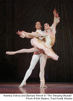 Pennsylvania Ballet: The Sleeping Beauty at Academy of Music