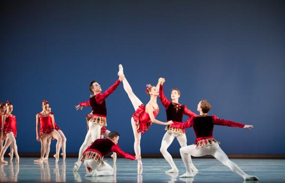 Pennsylvania Ballet: Jewels at Academy of Music