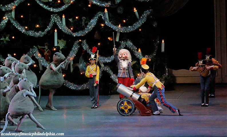 George Balanchine the nutcracker live