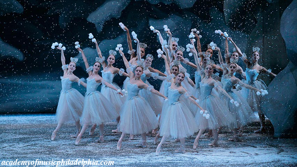 George Balanchine's nutcracker ballet tickets academy of music philadelphia