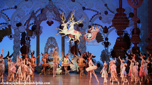 George Balanchine the nutcracker ballet tickets aom philadelphia