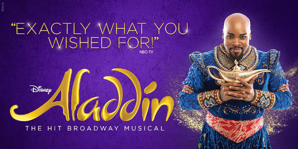 aladdin the musical academy of music philadephia tickets