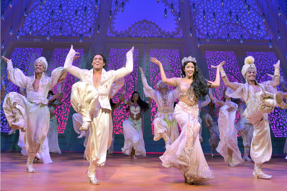aladdin the musical broadway tickets