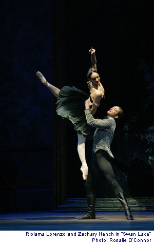 Pennsylvania Ballet: Swan Lake at Academy of Music