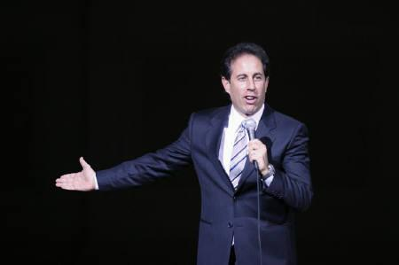 Jerry Seinfeld at Academy of Music