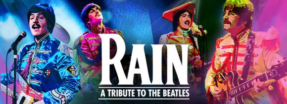 Rain - A Tribute to The Beatles at Academy of Music
