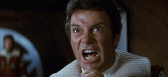 William Shatner & Star Trek II - The Wrath of Khan at Academy of Music