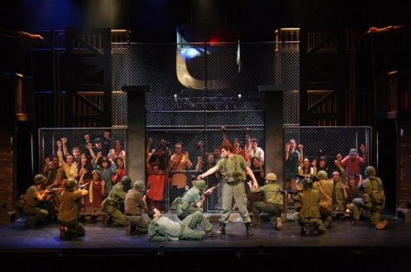 Miss Saigon at Academy of Music