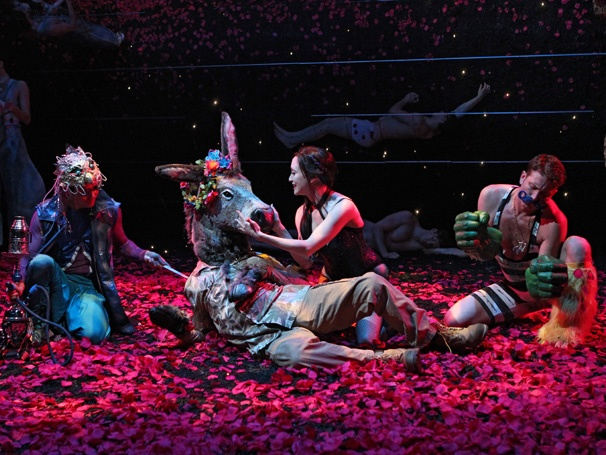 A Midsummer Night's Dream at Academy of Music
