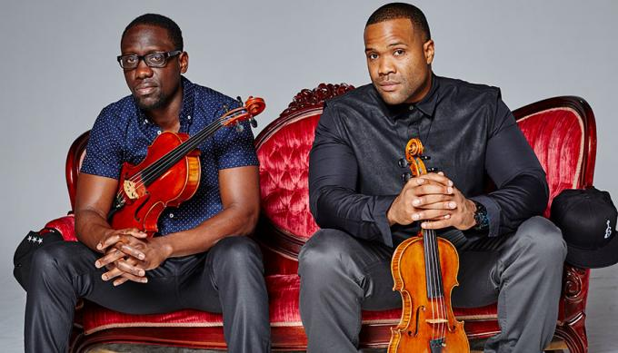 Black Violin Duo at Academy of Music