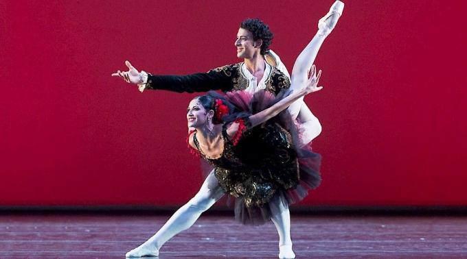 Pennsylvania Ballet: Don Quixote at Academy of Music