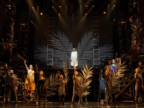 Jesus Christ Superstar at Academy of Music