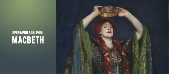 Opera Philadelphia: Macbeth [CANCELLED] at Academy of Music