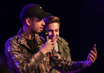 Tiny Meat Gang Tour: Cody Ko & Noel Miller [CANCELLED] at Academy of Music