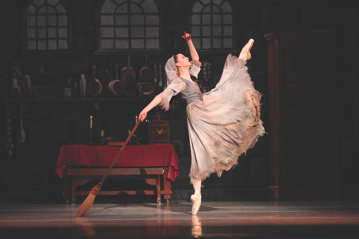 Pennsylvania Ballet: Cinderella [CANCELLED] at Academy of Music